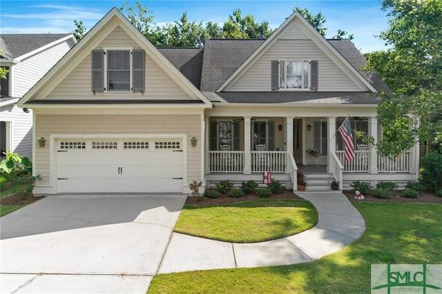 100 Whistling Duck Court, Savannah, GA 31406 (MLS #251556) :: Coldwell Banker Access Realty