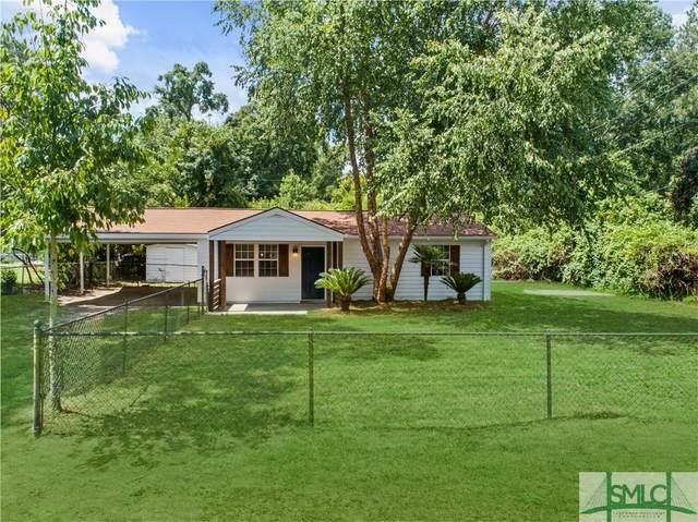 601 Cranman Drive, Savannah, GA 31406 (MLS #251575) :: The Hilliard Group