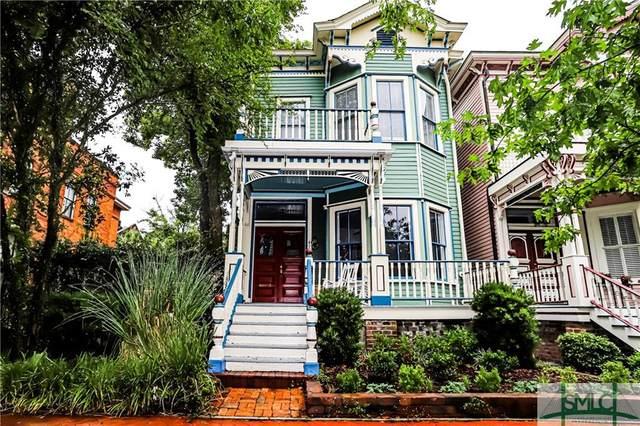 414 E Huntingdon Street, Savannah, GA 31401 (MLS #251584) :: Team Kristin Brown   Keller Williams Coastal Area Partners
