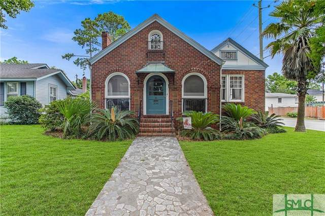 334 E 49th Street, Savannah, GA 31405 (MLS #251588) :: eXp Realty