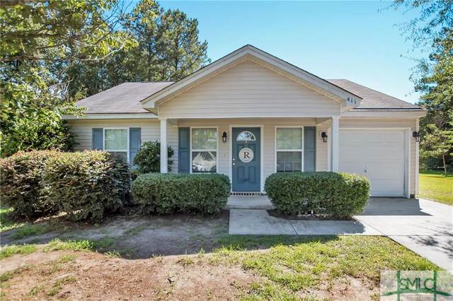 111 Pine Thicket Way, Springfield, GA 31329 (MLS #251615) :: The Arlow Real Estate Group
