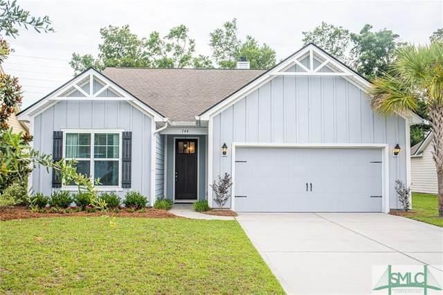 144 Coffee Pointe Drive, Savannah, GA 31419 (MLS #251631) :: Keller Williams Coastal Area Partners