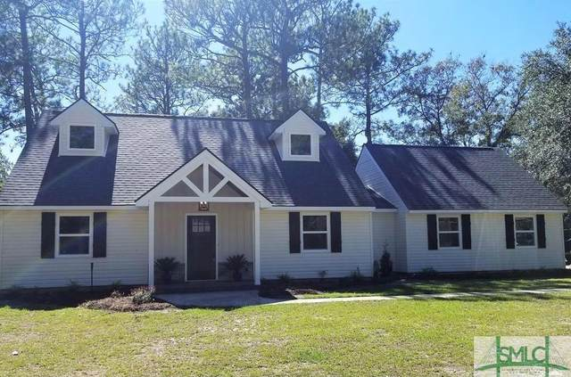 201 Cherokee Trail, Hinesville, GA 31313 (MLS #251643) :: eXp Realty