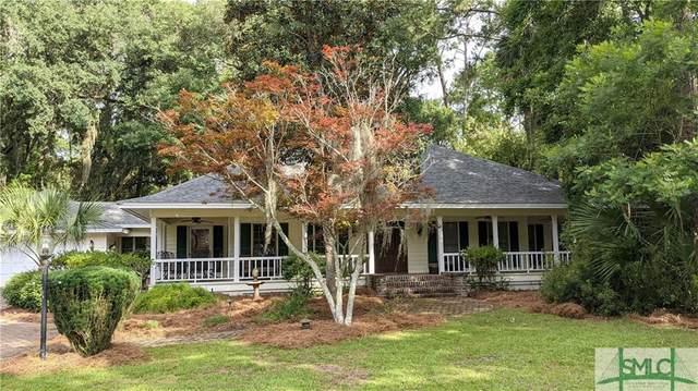 6 Chatuachee Crossing, Savannah, GA 31411 (MLS #252647) :: eXp Realty