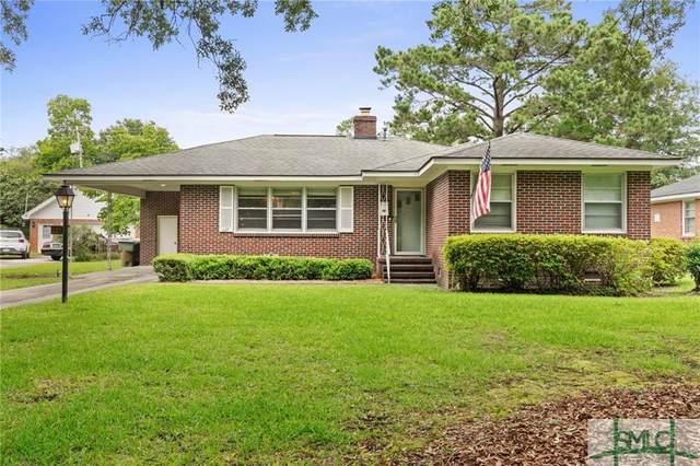 227 Andover Drive, Savannah, GA 31405 (MLS #252649) :: eXp Realty