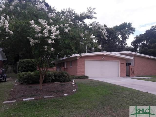 625 Windsor Road, Savannah, GA 31419 (MLS #252655) :: The Hilliard Group