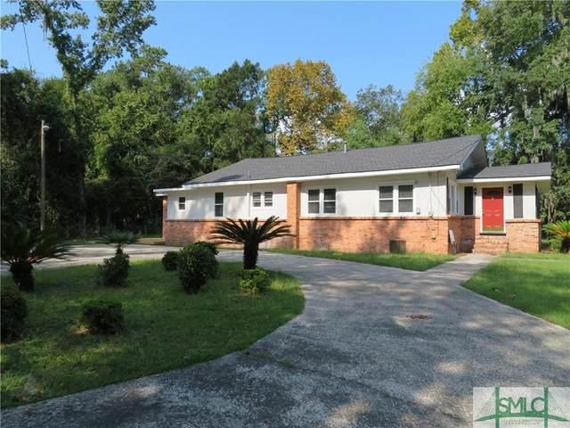 7423 Central Avenue, Savannah, GA 31406 (MLS #252656) :: The Hilliard Group
