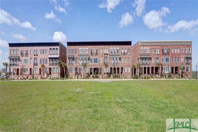 502 Altamaha Street, Savannah, GA 31401 (MLS #252657) :: Coldwell Banker Access Realty