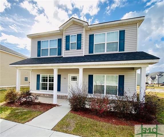 906 Tattnall Drive, Hinesville, GA 31313 (MLS #252669) :: eXp Realty