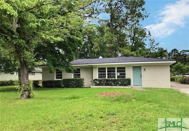 2325 Shirley Drive, Savannah, GA 31404 (MLS #252682) :: The Hilliard Group