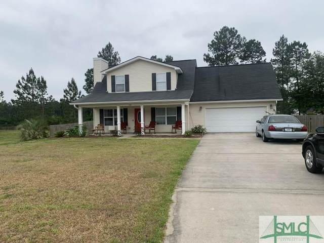 122 Benicia Lane, Guyton, GA 31312 (MLS #252687) :: The Hilliard Group