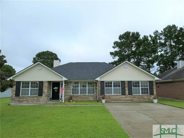 19 Killearn Court, Pooler, GA 31322 (MLS #252692) :: Heather Murphy Real Estate Group