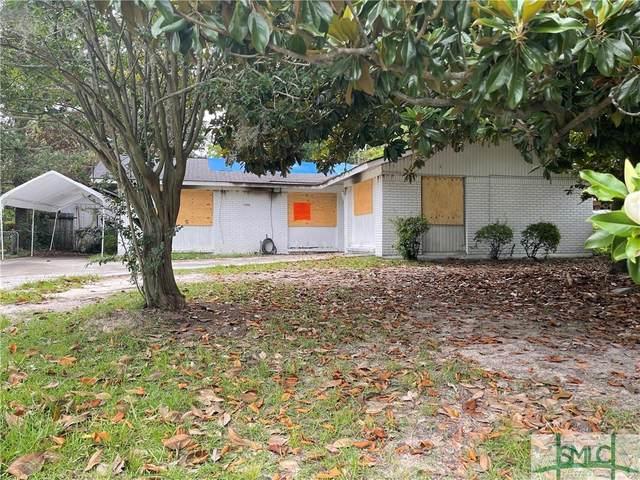 12205 Deerfield Road, Savannah, GA 31419 (MLS #252693) :: The Hilliard Group