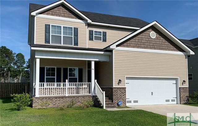 64 Dunnoman Drive, Savannah, GA 31419 (MLS #252694) :: Heather Murphy Real Estate Group