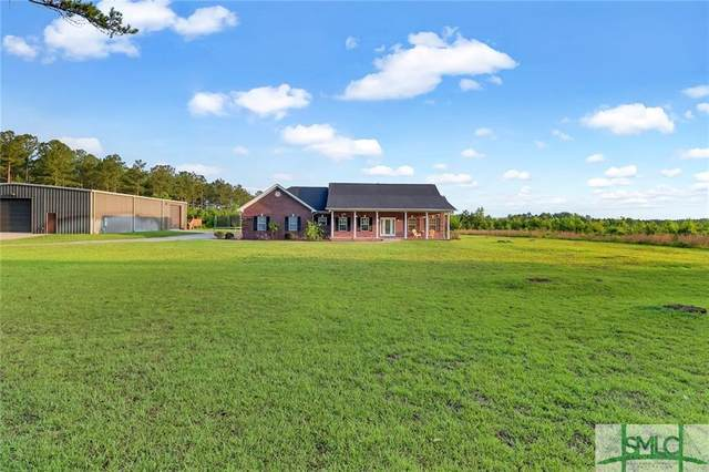 8878 Old River Road S, Brooklet, GA 30415 (MLS #252696) :: The Hilliard Group