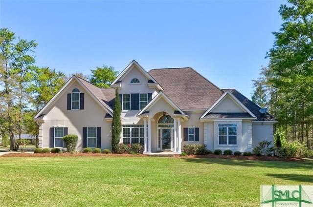 740 Payne Drive, Pembroke, GA 31321 (MLS #252699) :: Savannah Real Estate Experts