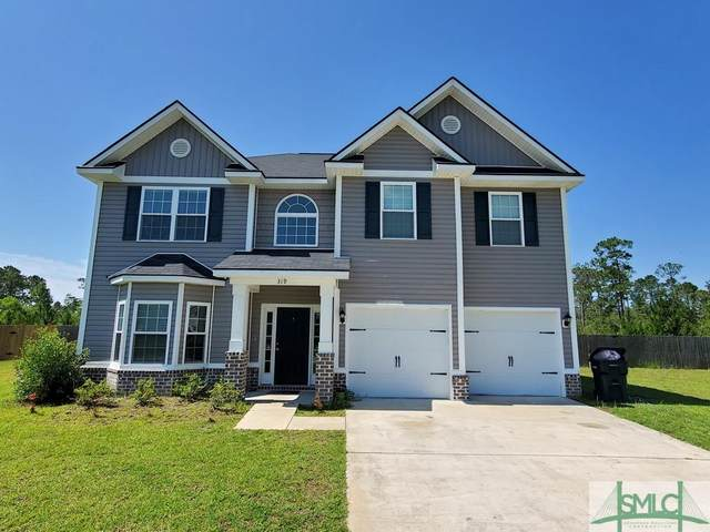 319 Owens Street, Ludowici, GA 31316 (MLS #252704) :: Coldwell Banker Access Realty