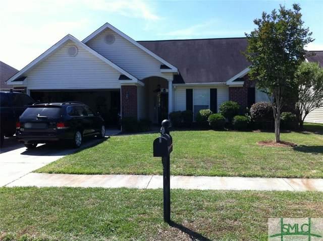 702 Laurel Hill Circle, Richmond Hill, GA 31324 (MLS #252708) :: Coldwell Banker Access Realty