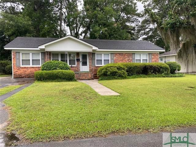1913 E 60th Street, Savannah, GA 31404 (MLS #252726) :: Coldwell Banker Access Realty