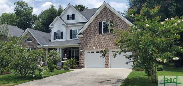 324 Brown Thrush Road, Savannah, GA 31419 (MLS #252737) :: Coldwell Banker Access Realty