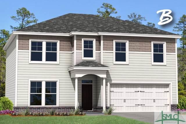 102 Melody Drive, Pooler, GA 31322 (MLS #252738) :: Keller Williams Realty Coastal Area Partners