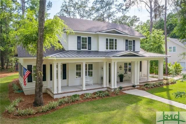 113 Samuel Lyon Way, Savannah, GA 31411 (MLS #252747) :: Keller Williams Coastal Area Partners