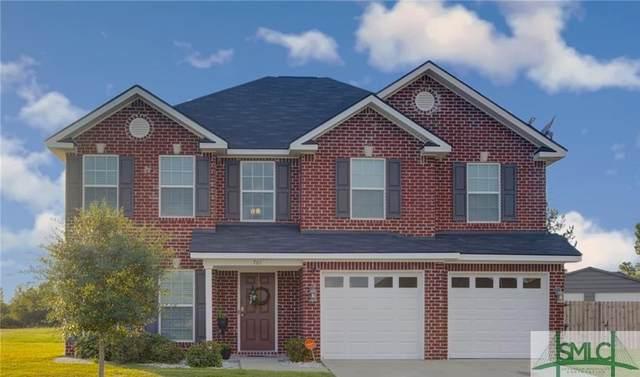 701 Auburn Cove, Hinesville, GA 31313 (MLS #252754) :: McIntosh Realty Team