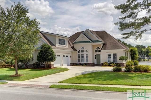 143 Enclave Boulevard, Savannah, GA 31419 (MLS #252762) :: Heather Murphy Real Estate Group