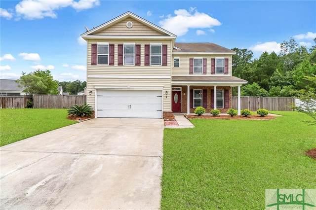8 Woods Way, Pooler, GA 31322 (MLS #252768) :: Coldwell Banker Access Realty