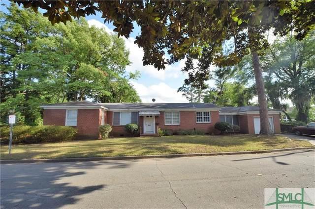 7 32nd Avenue, Savannah, GA 31404 (MLS #252805) :: Coldwell Banker Access Realty