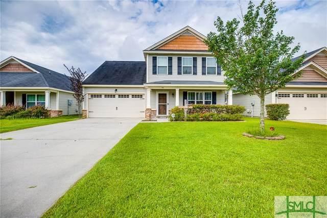 146 Fox Glen Court, Port Wentworth, GA 31407 (MLS #252836) :: Luxe Real Estate Services
