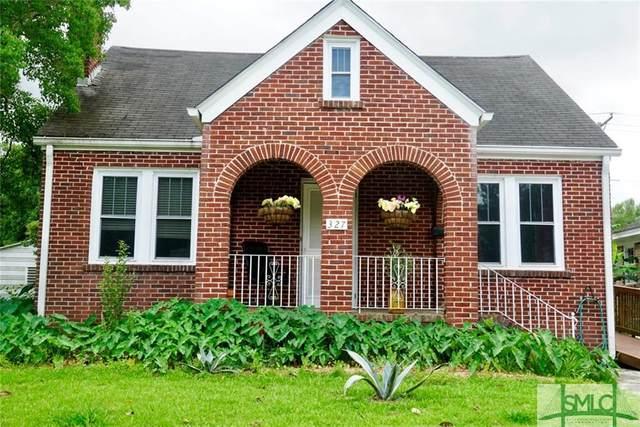 327 E 55th Street, Savannah, GA 31405 (MLS #252841) :: The Allen Real Estate Group