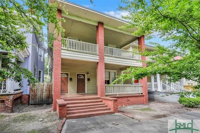 538 E Waldburg Street, Savannah, GA 31401 (MLS #252847) :: Coldwell Banker Access Realty
