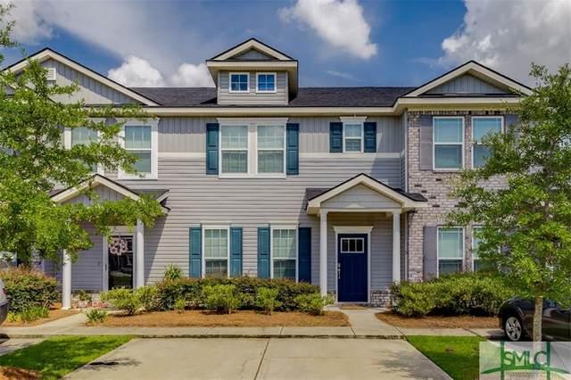 115 Ventura Place, Pooler, GA 31322 (MLS #252861) :: Keller Williams Coastal Area Partners