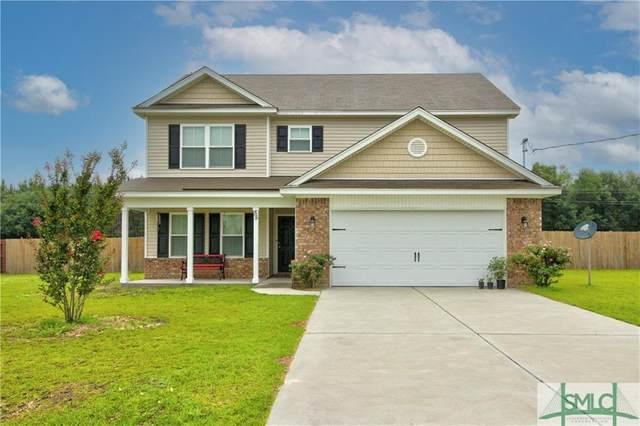 55 Mattie Belle Davis Street, Ellabell, GA 31308 (MLS #252871) :: Coldwell Banker Access Realty