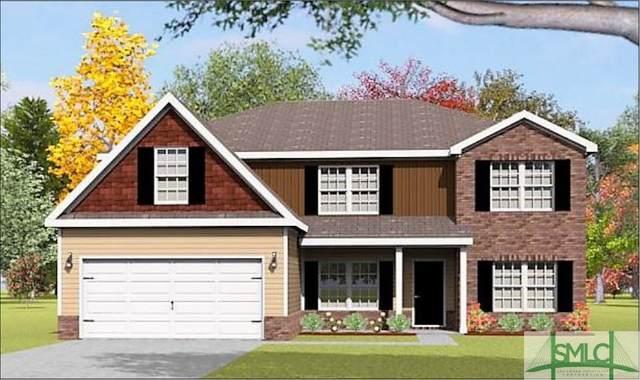 126 Guana Lane, Bloomingdale, GA 31302 (MLS #252881) :: Keller Williams Coastal Area Partners