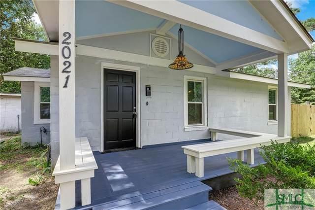 2021 E De Renne Avenue, Savannah, GA 31406 (MLS #252891) :: McIntosh Realty Team