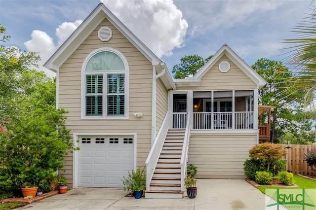 4 Rivermist Lane, Savannah, GA 31410 (MLS #252892) :: Team Kristin Brown | Keller Williams Coastal Area Partners