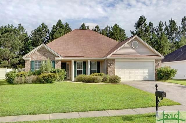 133 Nandina Way, Pooler, GA 31322 (MLS #252894) :: Coldwell Banker Access Realty