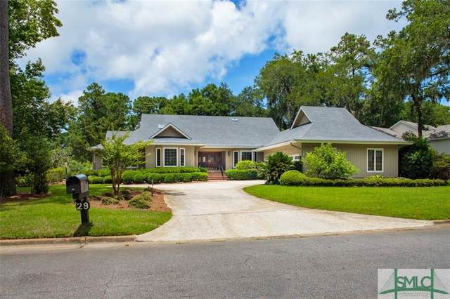 29 Rookery Road, Savannah, GA 31411 (MLS #252897) :: The Arlow Real Estate Group