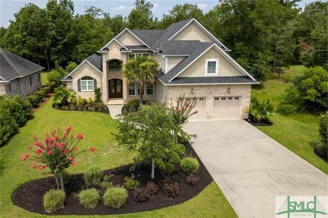 64 Crestwood Drive, Savannah, GA 31405 (MLS #252904) :: Keller Williams Coastal Area Partners