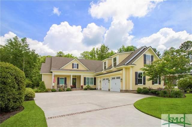 110 Kent Trail, Pooler, GA 31322 (MLS #252907) :: Coldwell Banker Access Realty
