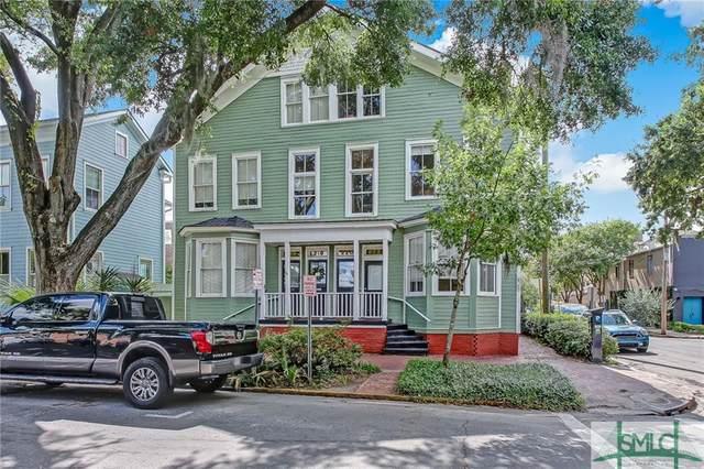 220 Houston Street, Savannah, GA 31401 (MLS #252908) :: Coldwell Banker Access Realty