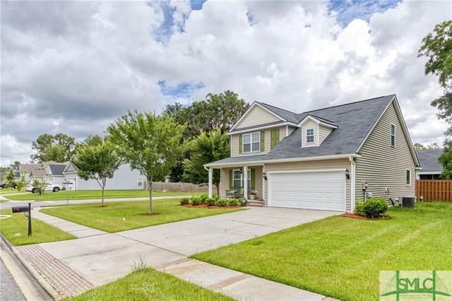 200 Sawgrass Drive, Savannah, GA 31405 (MLS #252914) :: Keller Williams Coastal Area Partners