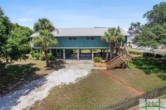 9 Palmwood Street, Tybee Island, GA 31328 (MLS #252951) :: Coldwell Banker Access Realty