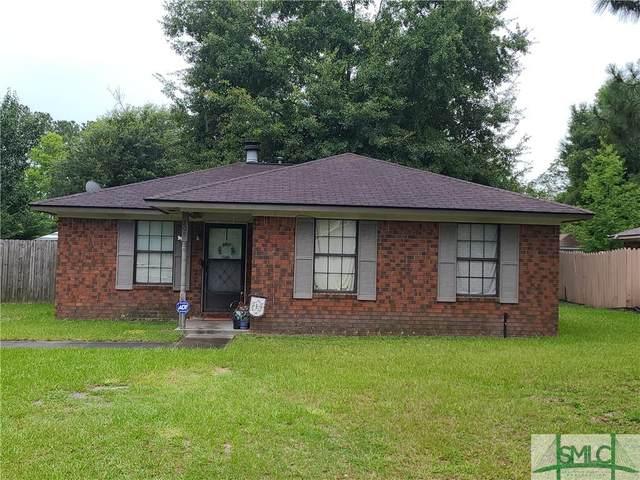 209 Garden Circle, Hinesville, GA 31313 (MLS #252955) :: Heather Murphy Real Estate Group