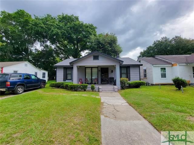 122 W 54th Street, Savannah, GA 31405 (MLS #252978) :: The Allen Real Estate Group