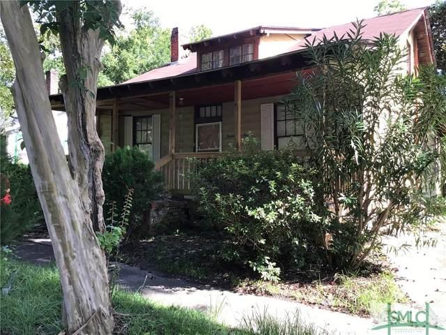 1309 E 33rd Street, Savannah, GA 31404 (MLS #253000) :: eXp Realty
