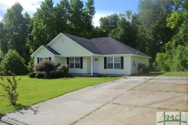 106 Becca Drive, Springfield, GA 31329 (MLS #253002) :: eXp Realty