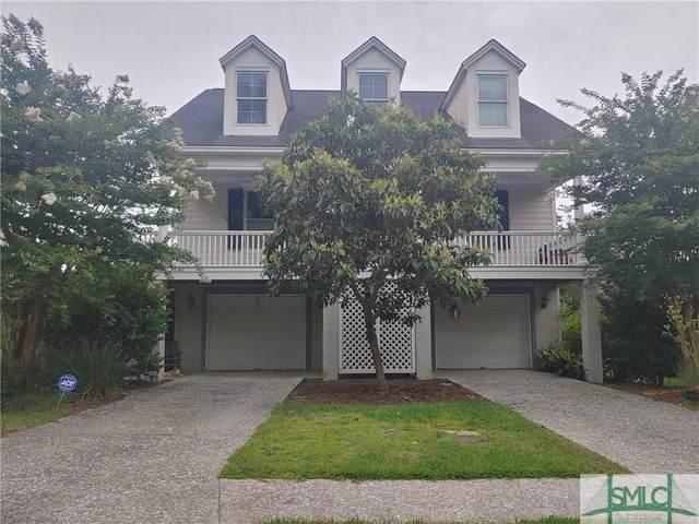 11 Sapphire Island Road, Savannah, GA 31410 (MLS #253008) :: Team Kristin Brown | Keller Williams Coastal Area Partners